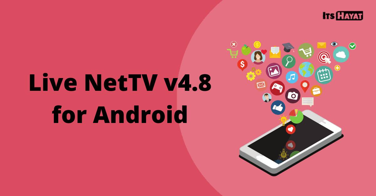 Live NetTV v4.8 for Android