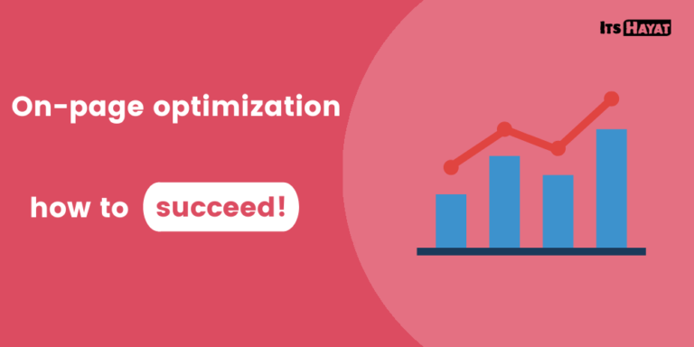 on page optimization how to succeed